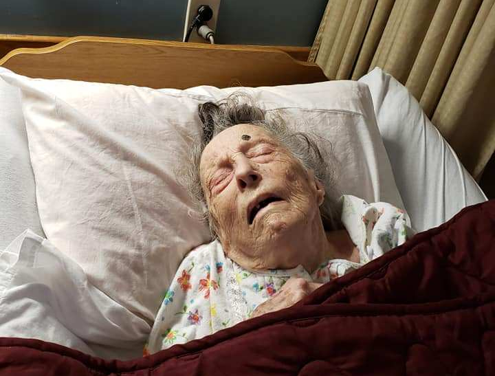 Elderly woman taken from family, forced onto hospice